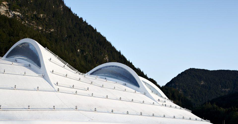 Eisschnelllaufhalle Max Aicher Arena