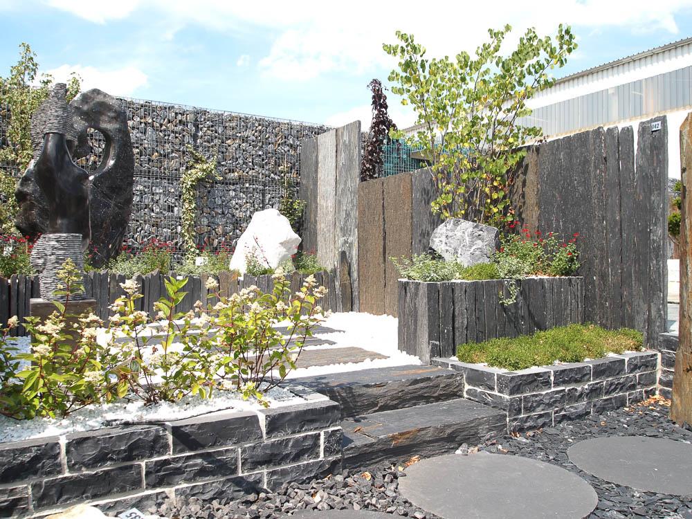 Garten naturstein sch nreiter baustoffe bauen for Gartenpool ohne chemie