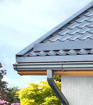 Dach & Regenrinne
