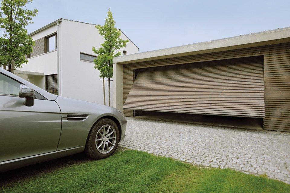 Garagentor modern  Türen & Tore | Schönreiter Baustoffe | Bauen & Modernisieren
