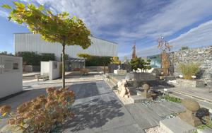Virtueller Rundgang Gartenausstellung Essenbach