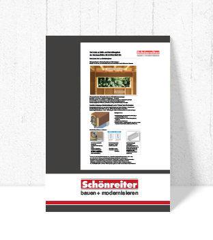 Produkt-Folder